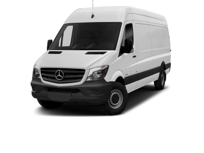 New 2019 Mercedes-Benz Sprinter High Roof Cargo Van Boston Area