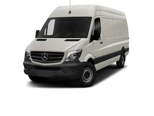 2019 Mercedes-Benz Sprinter 3500 High Roof V6 Cargo Van