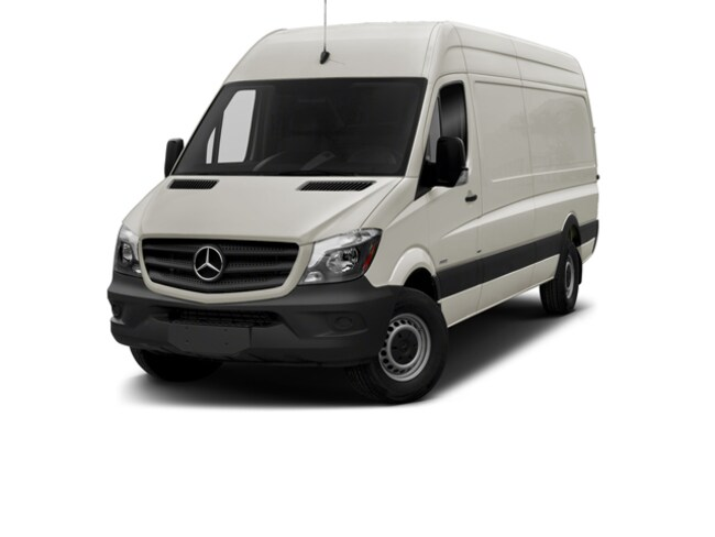 2019 Mercedes-Benz Sprinter 2500 High Roof V6 Van Cargo Van
