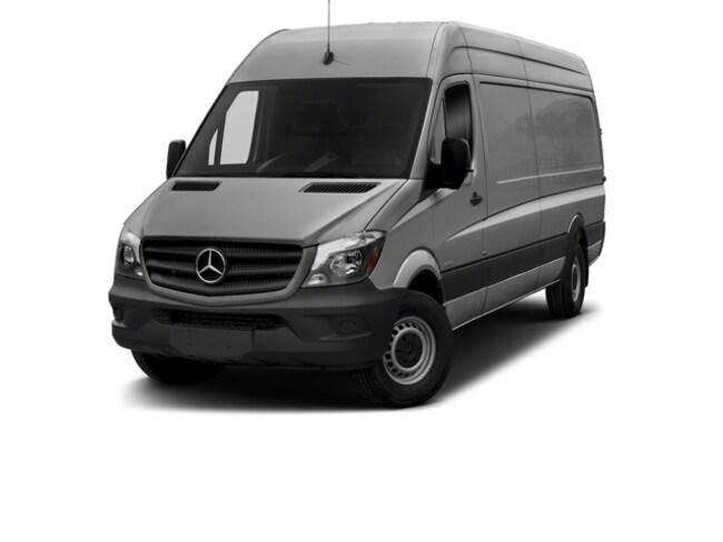 New 2019 Mercedes-Benz Sprinter Cargo Van 2500 High Roof V6 170 RWD Van Charlotte