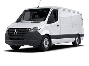2019 Mercedes-Benz Sprinter Cargo Van 2500 Standard Roof I4 144 RWD Van