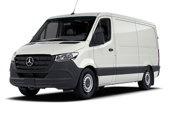 New 2019 Mercedes-Benz Sprinter 2500 Standard Roof I4 Van Cargo Van in Boston