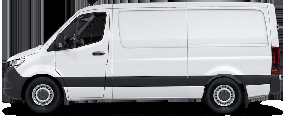2019 Mercedes-Benz Sprinter 2500 Van Digital Showroom