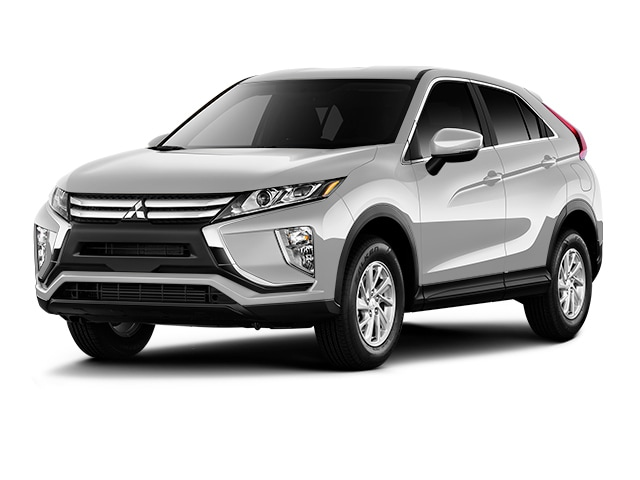 2019 Mitsubishi Eclipse Cross CUV Alloy Silver Metallic
