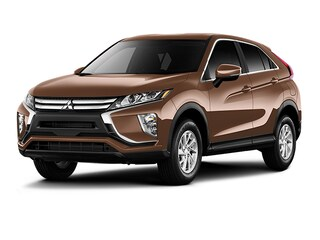 New 2019 Mitsubishi Eclipse Cross ES CUV 00M90003 near San Antonio, TX