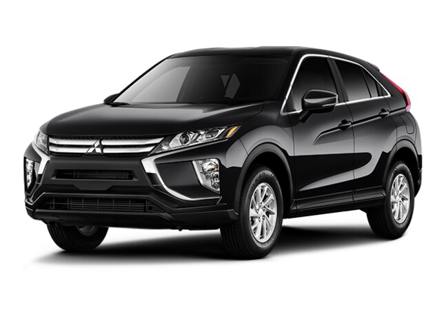 New 2019 Mitsubishi Eclipse Cross ES CUV San Antonio