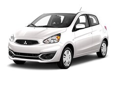New 2019 Mitsubishi Mirage ES Hatchback near Orlando and Daytona Beach