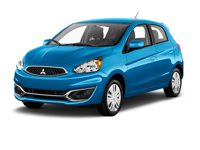 New 2019 Mitsubishi Mirage ES Hatchback for sale in New York