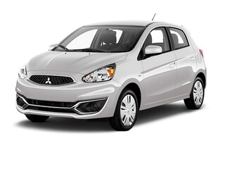 New 2019 Mitsubishi Mirage ES Hatchback 00M90046 near San Antonio, TX