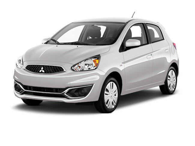 New 2019 Mitsubishi Mirage Hatchback in Thornton near Denver, CO