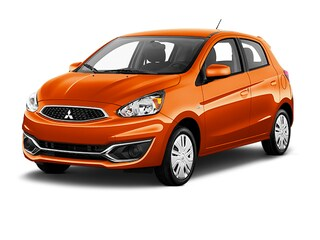 New 2019 Mitsubishi Mirage ES Hatchback for sale in Downers Grove, IL at Max Madsen Mitsubishi