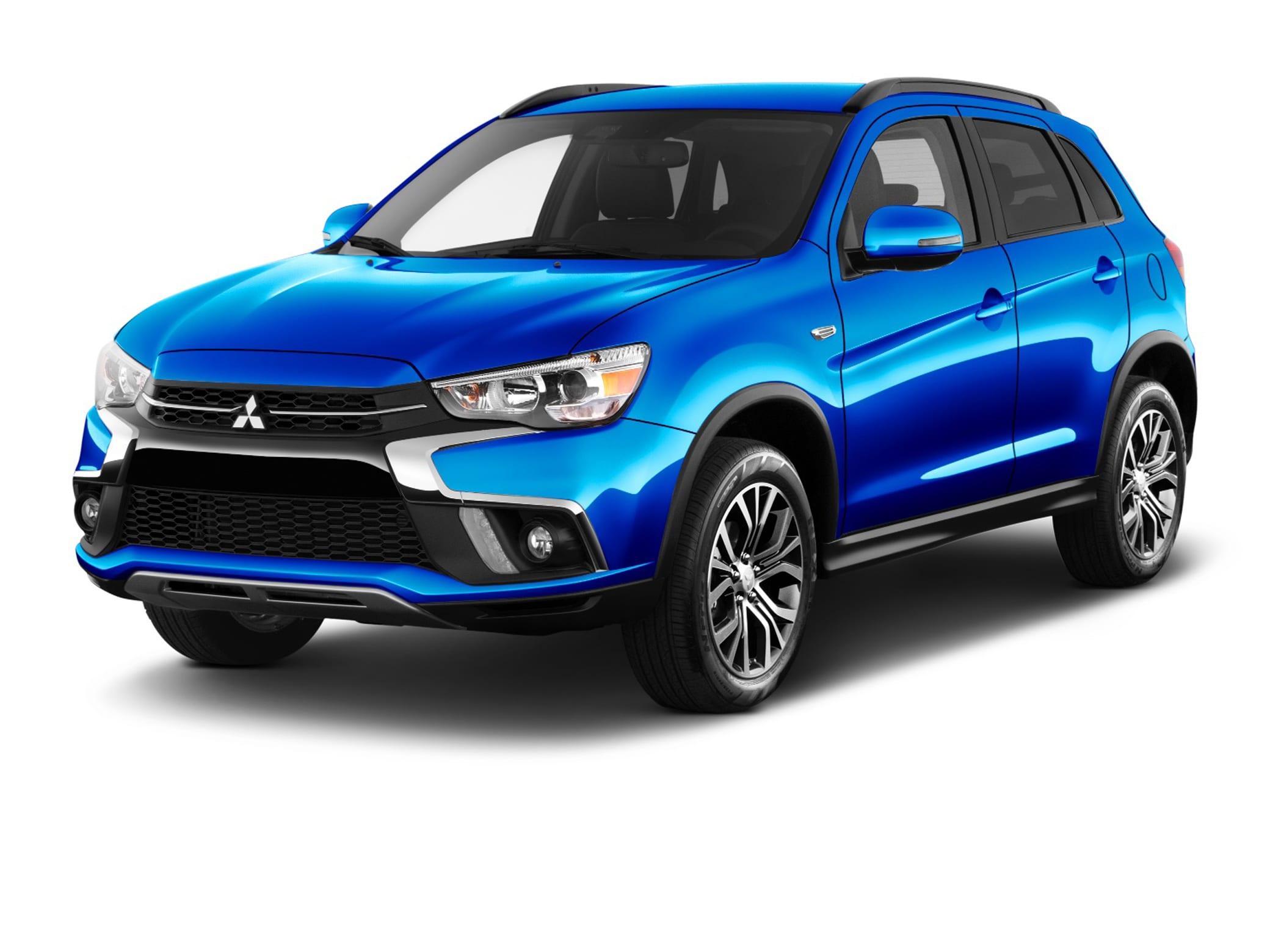 2019 Mitsubishi Outlander Sport CUV Digital Showroom