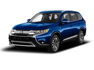 New 2019 Mitsubishi Outlander ES CUV JA4AD2A37KZ016914 for Sale in Atlanta