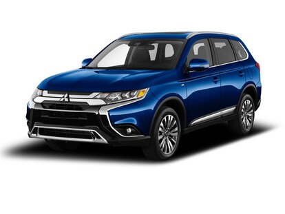 New 2019 Mitsubishi Outlander For Sale at FORT MYERS