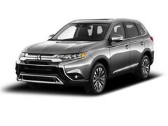 New 2019 Mitsubishi Outlander ES CUV in Auburn, WA