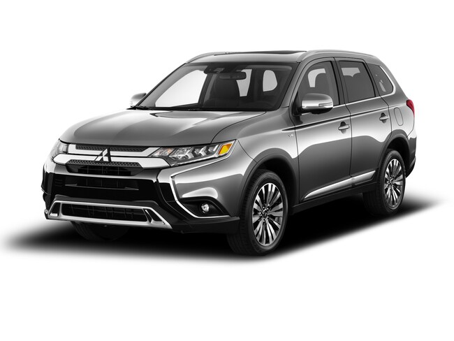 New 2019 Mitsubishi Outlander ES CUV For Sale in Bethel Park, PA