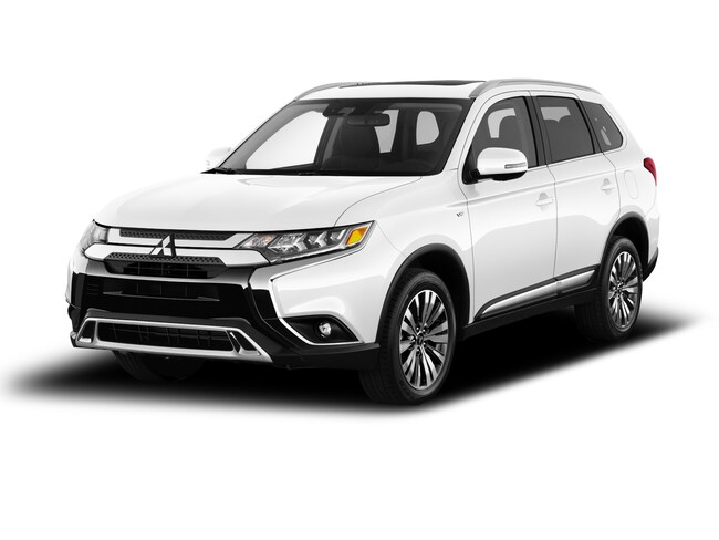 New 2019 Mitsubishi Outlander ES CUV For Sale/Lease Myrtle Beach, SC