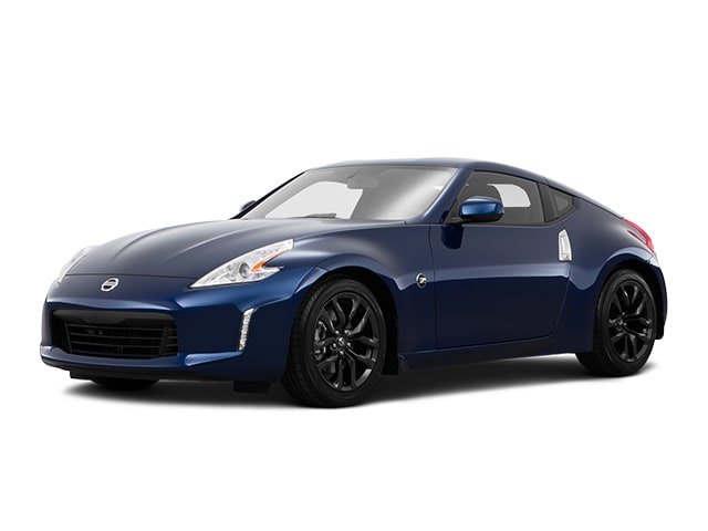 2019 Nissan 370Z Coupe Brilliant Silver Metallic