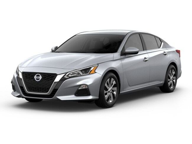 2019 Nissan Altima 2.5 S FWD Sedan