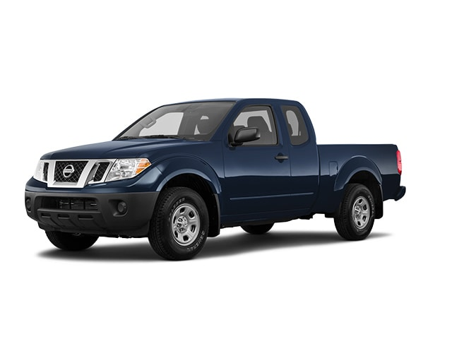 2019 Nissan Frontier Truck Digital Showroom | Watermark