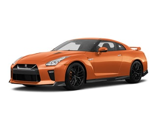 2019 Nissan GT-R Coupe