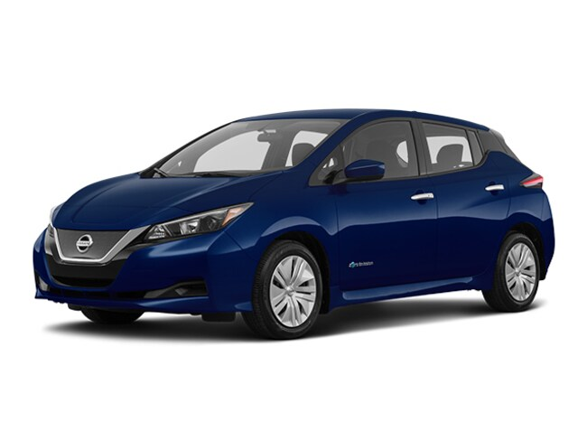 New 2019 Nissan LEAF S Hatchback for sale in Modesto, CA at Central Valley Nissan