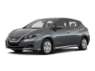 New 2019 Nissan LEAF S Hatchback Stockton, CA