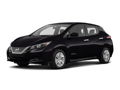 New 2019 Nissan LEAF S Hatchback 1N4AZ1CP7KC317435 for sale near you in Mesa, AZ