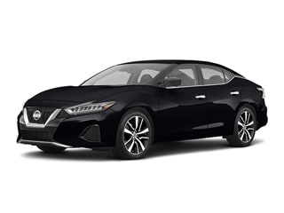 2019 Nissan Maxima Sedan Super Black