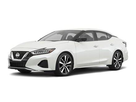 2019 Nissan Maxima S Car