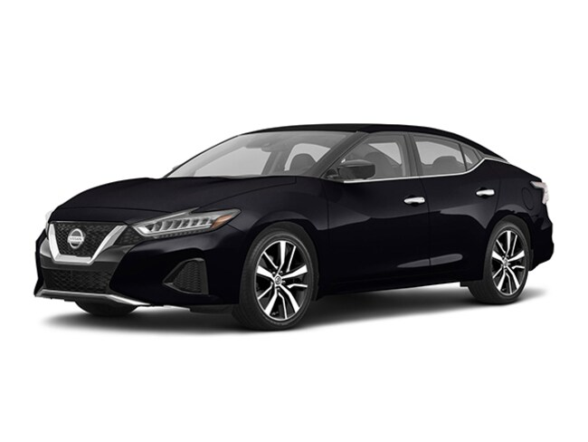 New 2019 Nissan Maxima 3.5 S Sedan in Lebanon NH