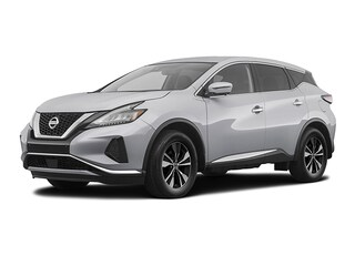 New 2019 Nissan Murano S SUV 5N1AZ2MJXKN136887 for sale in Modesto, CA at Central Valley Nissan