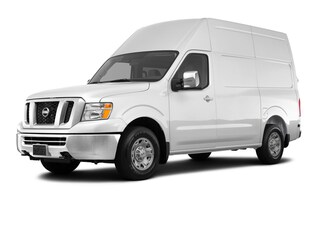 2019 Nissan NV Cargo NV3500 HD S V8 Van High Roof Cargo Van