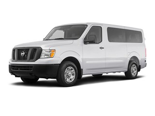 New 2019 Nissan NV Passenger NV3500 HD S V6 Van for sale near you in Corona, CA
