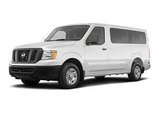 2019 Nissan NV Passenger NV3500 HD S V6 Van