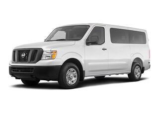 2019 Nissan NV Passenger NV3500 HD S V6 Van Passenger Van