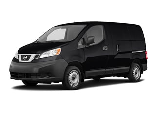 2019 Nissan NV200 Van Super Black