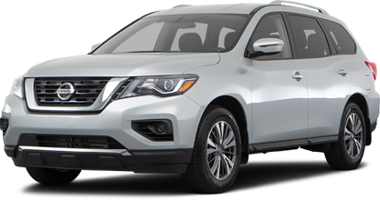Review of 2019 Nissan Pathfinder Here at Larry H Miller Nissan San Bernardino near San Bernardino, CA