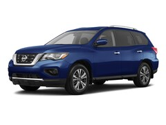 New 2019 Nissan Pathfinder S SUV Concord, North Carolina