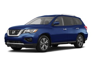 New 2019 Nissan Pathfinder S SUV for sale in Manhattan, KS at Briggs Manhattan