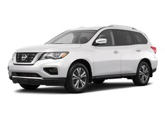 New 2019 Nissan Pathfinder S SUV for sale in Tyler, TX