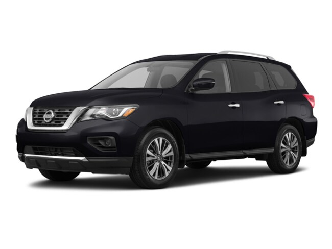 New 2019 Nissan Pathfinder S SUV Stockton, CA