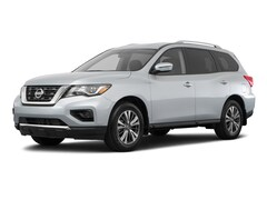 2019 Nissan Pathfinder S SUV 5N1DR2MM6KC628061