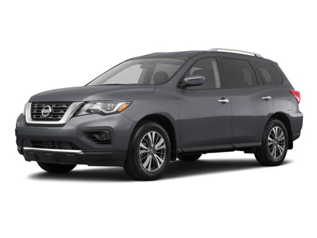 New 2019 Nissan Pathfinder S SUV in South Burlington