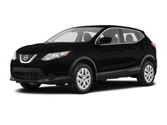 New 2019 Nissan Rogue Sport S SUV Front-wheel Drive in Williamsburg, VA