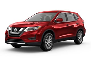2019 Nissan Rogue SUV Scarlet Ember