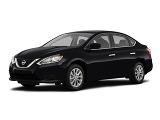 2019 Nissan Sentra Sedan Super Black
