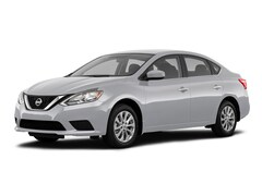 New 2019 Nissan Sentra S Sedan N2153 for Sale near Altoona, PA, at Nissan of State College