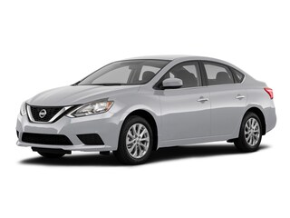 New 2019 Nissan Sentra S Sedan Ames, IA