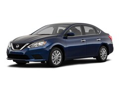 New 2019 Nissan Sentra S Sedan Savannah